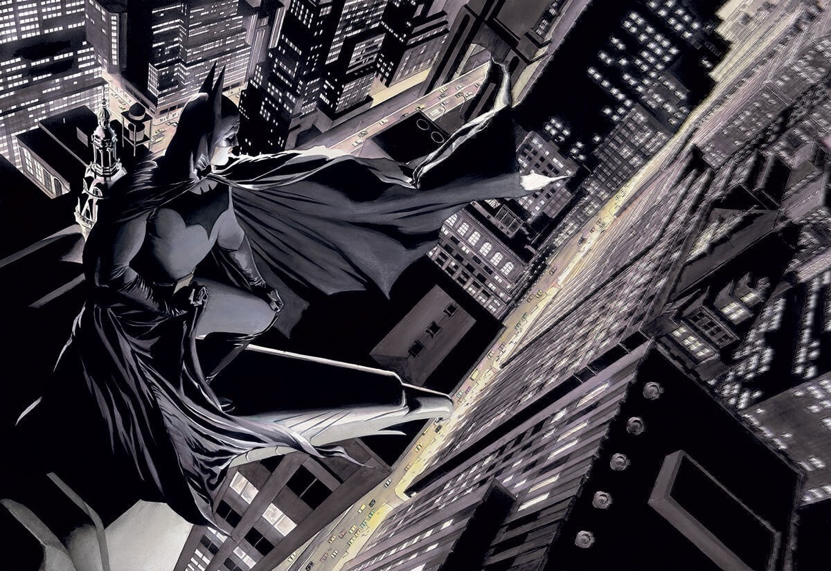 Batman: Knight Over Gotham (Box Canvas Deluxe) by DC - Box Canvas Deluxe