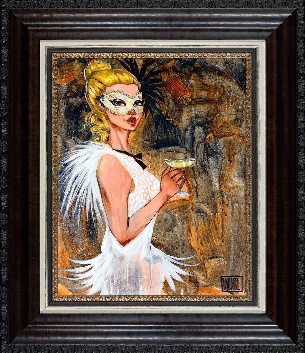 Black Tie Optional by Todd White - Hand Finished Limited Edition on Canvas sized 16x20 inches. Available from Whitewall Galleries