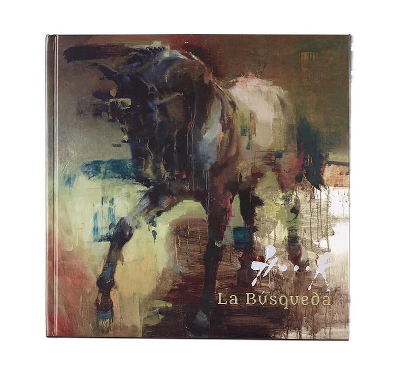 La Busqueda (Open Edition) by Christian Hook - Open Edition Book sized 11x11 inches. Available from Whitewall Galleries
