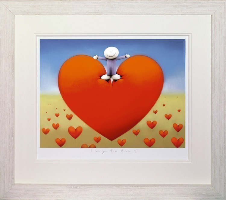 doug hyde  i love you this much ii paper