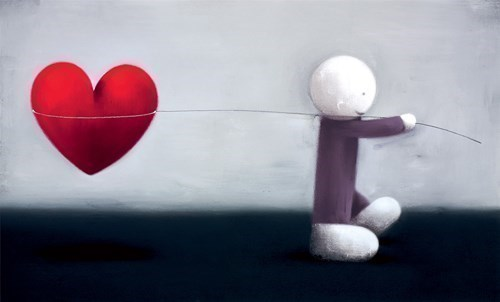 Image: Caught Up In Love by Doug Hyde | Limited Edition on Paper