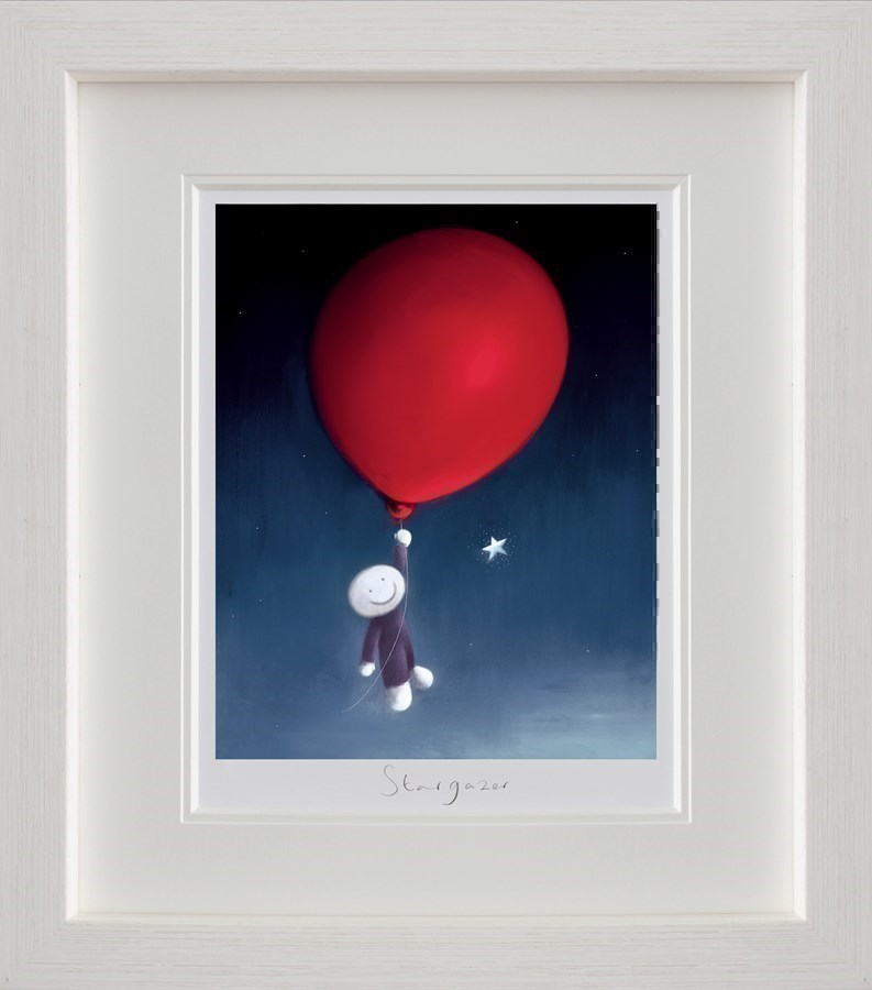 Image: Star Gazer by Doug Hyde | Limited Edition on Paper