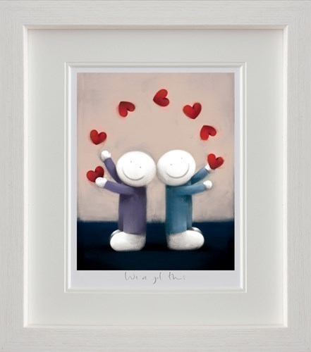 Image: We've Got This by Doug Hyde | Limited Edition on Paper