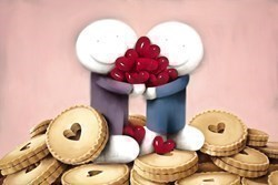 You've Stolen My Heart by Doug Hyde - Limited Edition on Paper sized 26x17 inches. Available from Whitewall Galleries