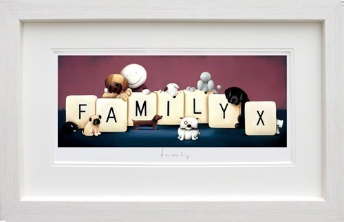 Image: Family by Doug Hyde | Limited Edition on Paper